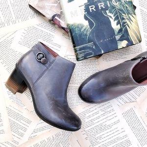 DANSKO Perry Leather Waterproof Ankle Boot 37